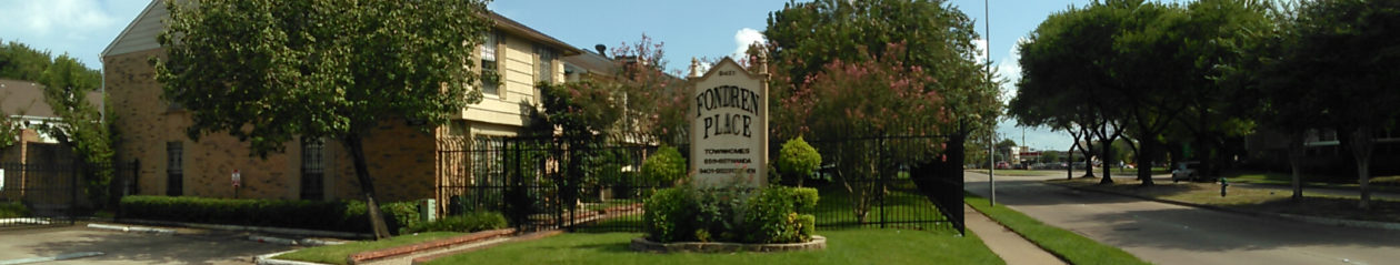 Fondren Place Townhomes