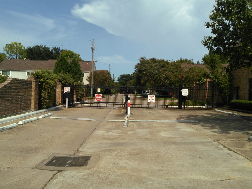 entrance gate small